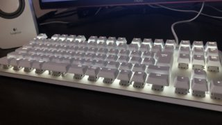 RAZER Black Widow Liteレビュー